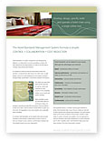 Highwire Hotel Standards brochure